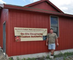 Stratton's Custom Meats, Local Meat Processing Butcher